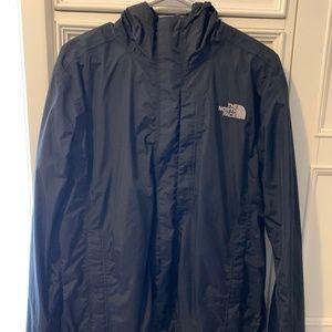 North Face Light Weight Rain Coat